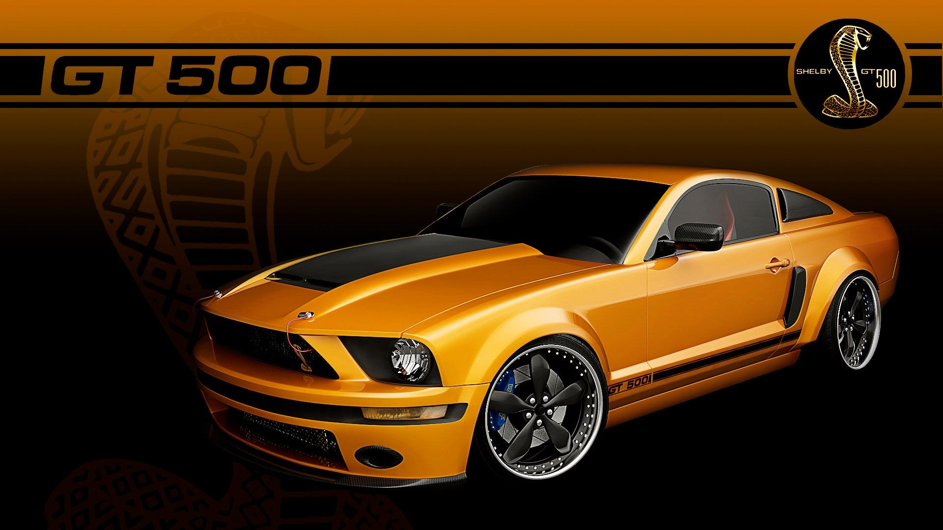 ford mustang shelby gt500 pic by Dell Cook (2017-03-10 ...