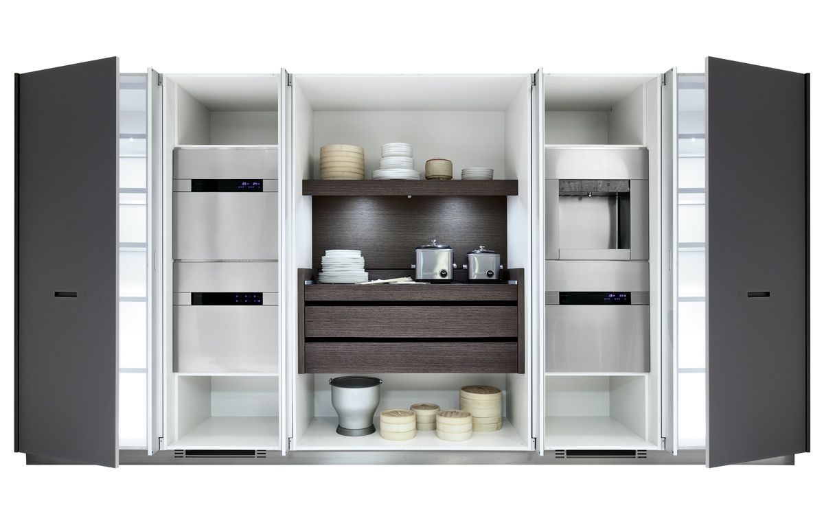 KYTON KITCHEN CABINETRY Designed by Poliform | Kitchen Cabinetry ...