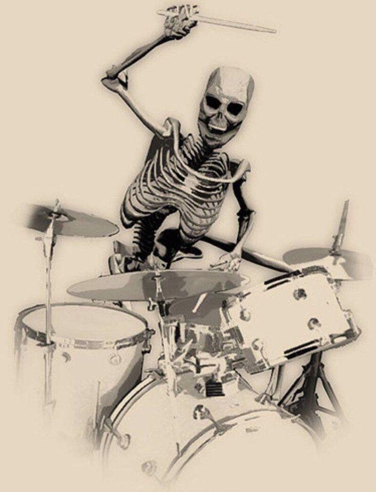 картинки скелета с микрофоном запустили интерактивную рекламу