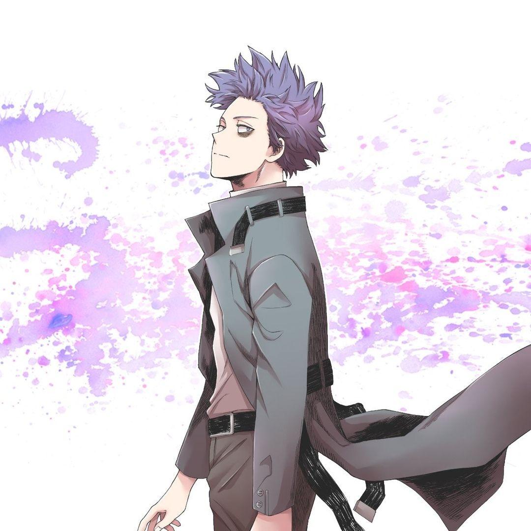 Shinsou Hitoshi In 2020 My Hero Academia Shouto Cheshire Cat Costume My Hero