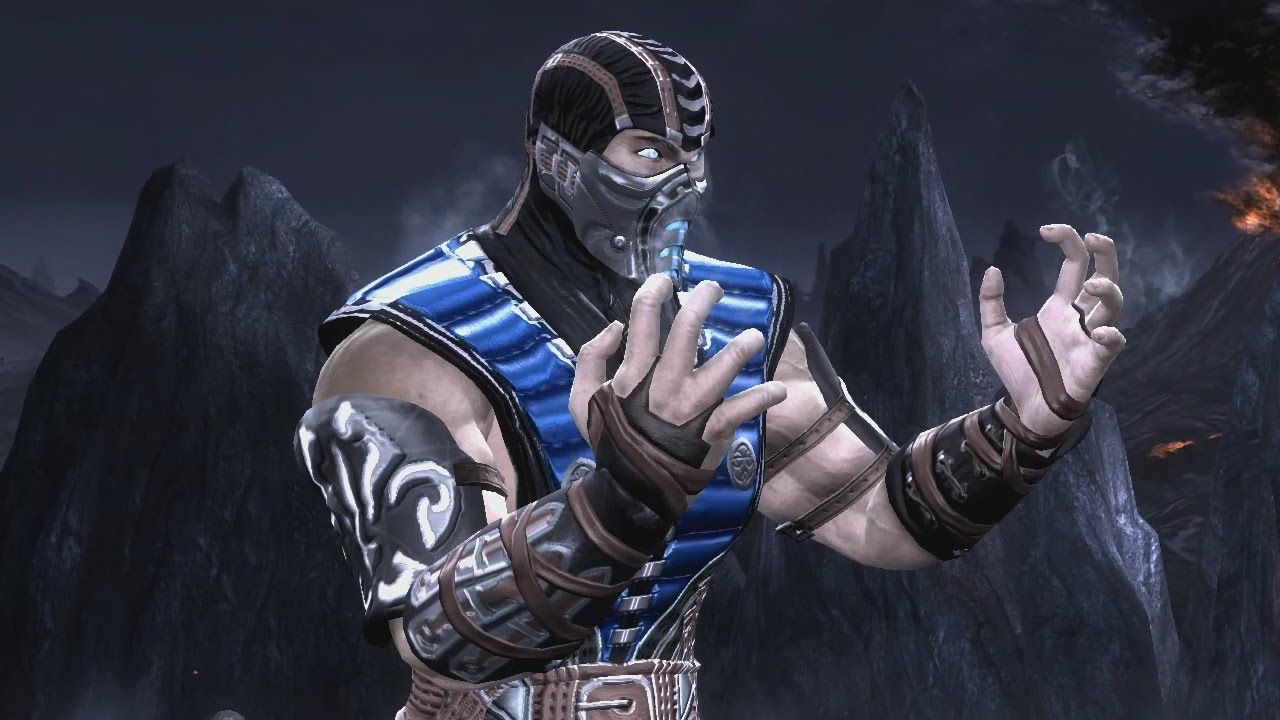 Mortal Kombat X - Sub-Zero Costume / Skin PC Mod *MK9