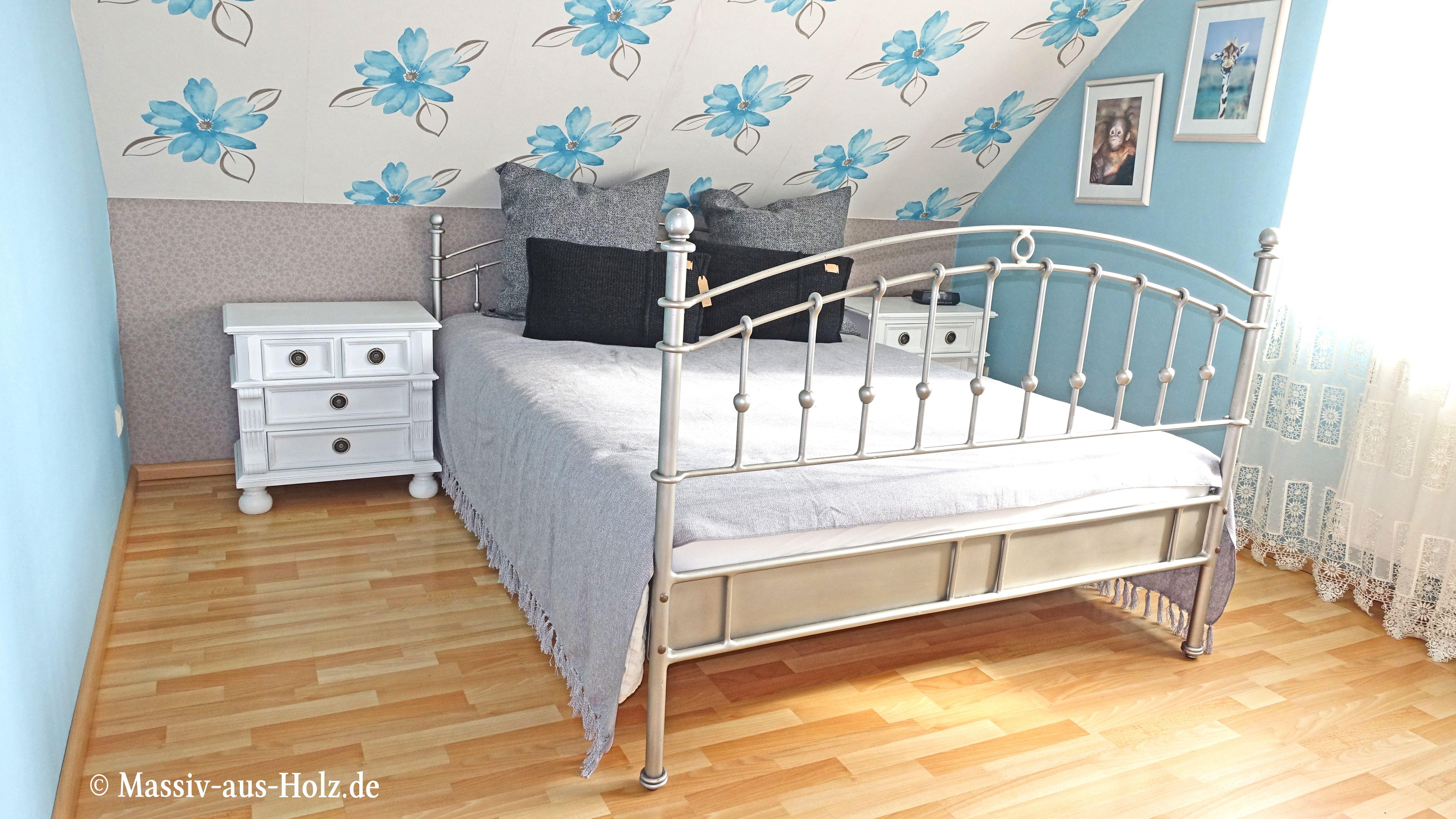Wir haben das romantische Schlafzimmer, das stets zwischen ...