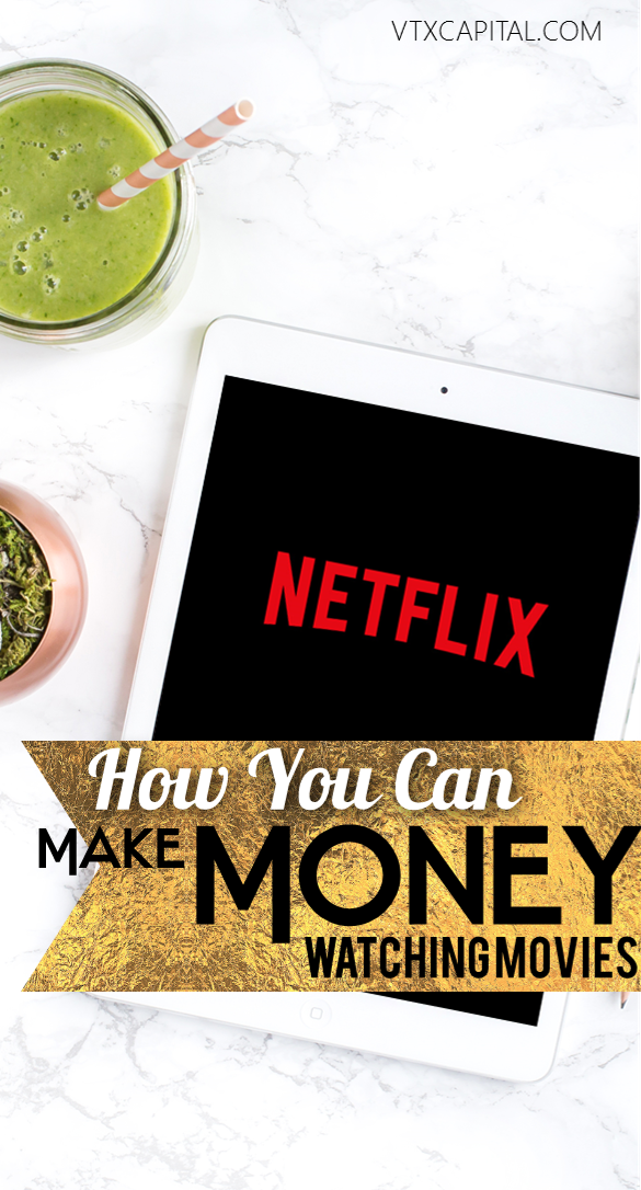 get paid to watch netflix with this simple life hack simple life