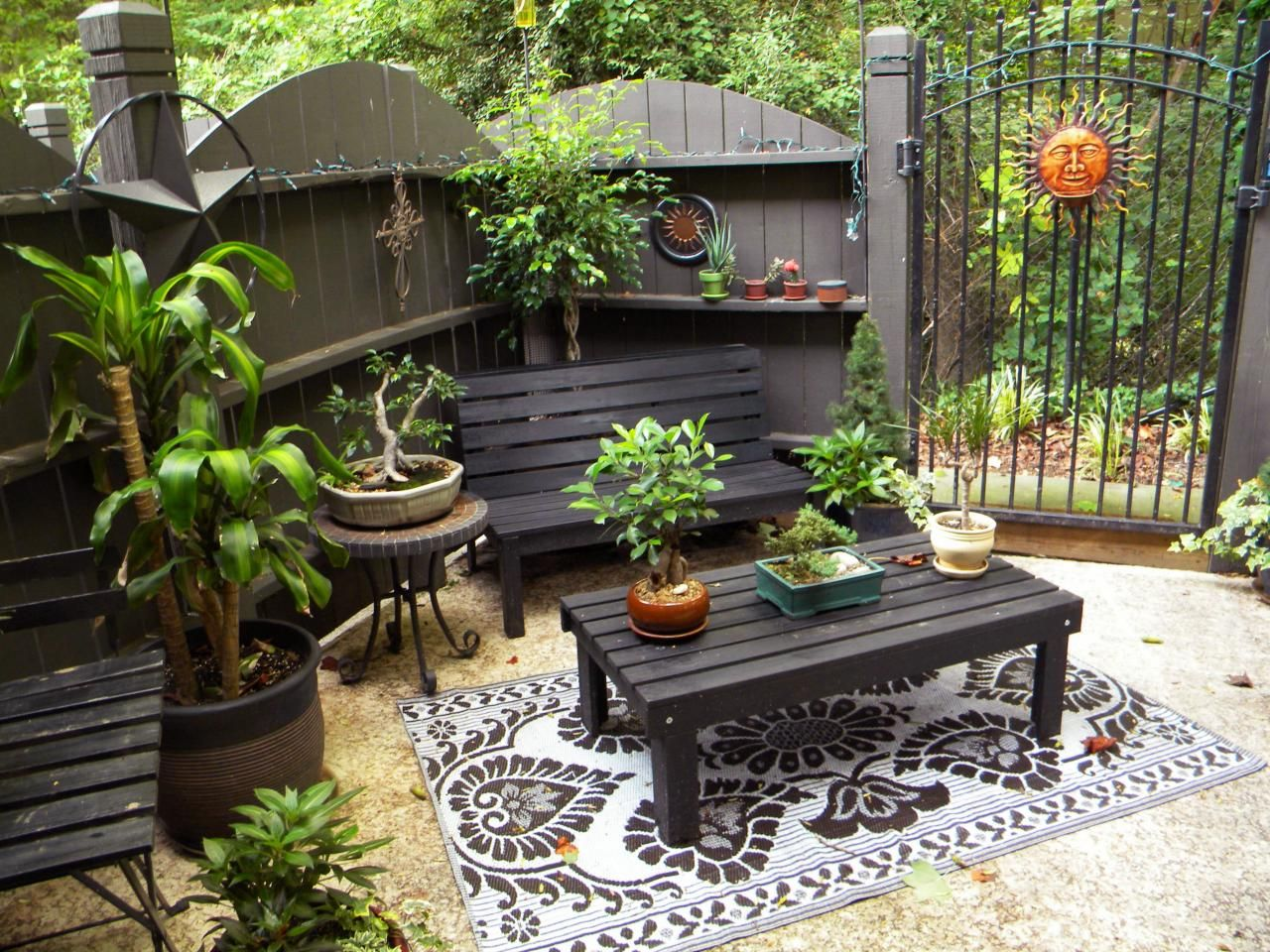 luxury outdoor spaces for less gardens outdoor spaces and lush