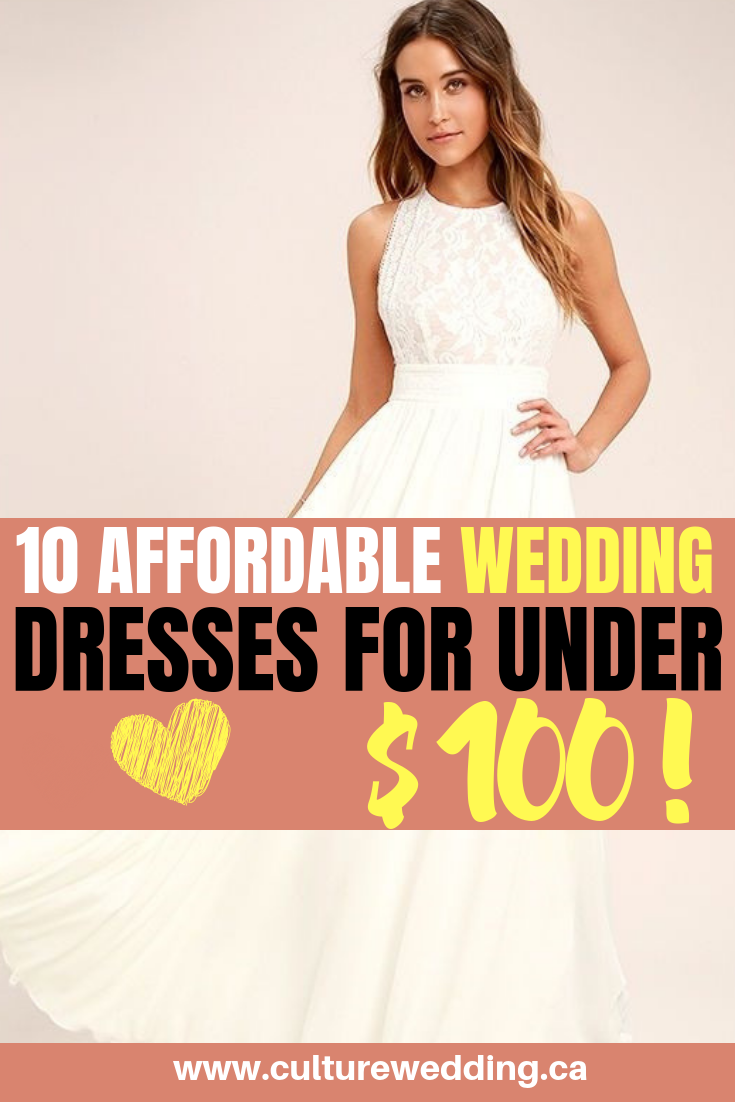a444d0e9e0ea Shop Lulu's Wedding Dresses. Find simple affordable wedding dresses with  Lulu's #weddingdresses #laceweddingdress