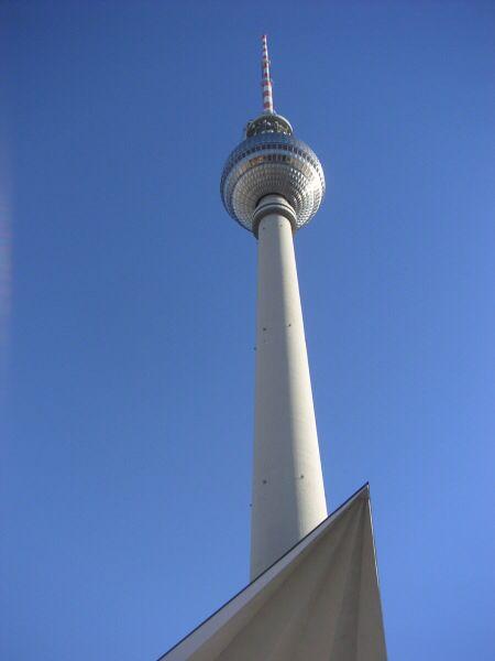 Berliner Fernsehturm | Berlin, Germany