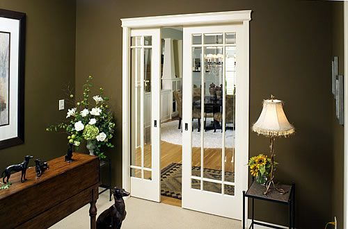 pocket french doors interior | For more door options ...