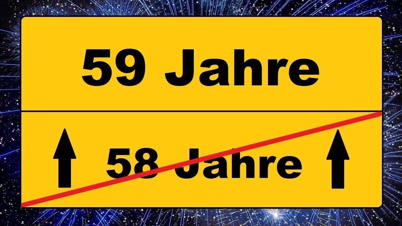 59 Geburtstag Geburtstagsgrüße Zum Versenden