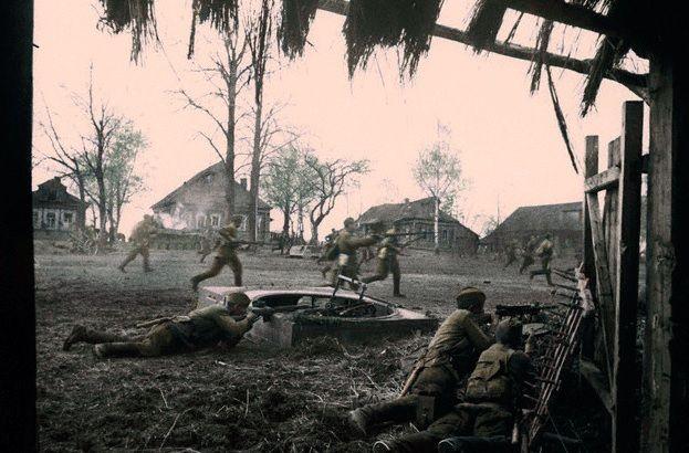 Soviet Red Army 1941 WW2