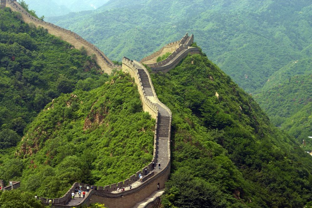 Great Wall Of China Travel Information About Location Facts Map Tickets Entry Hours La Gran Muralla China Muralla China Canal De Panama