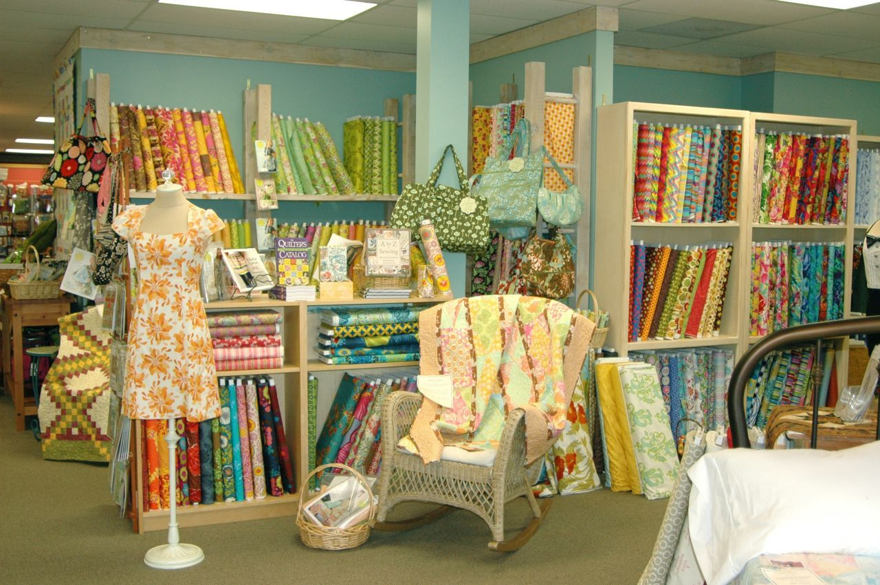 quilt shop display ideas - Google Search
