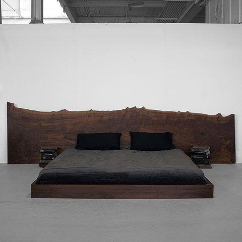 Earthy bed