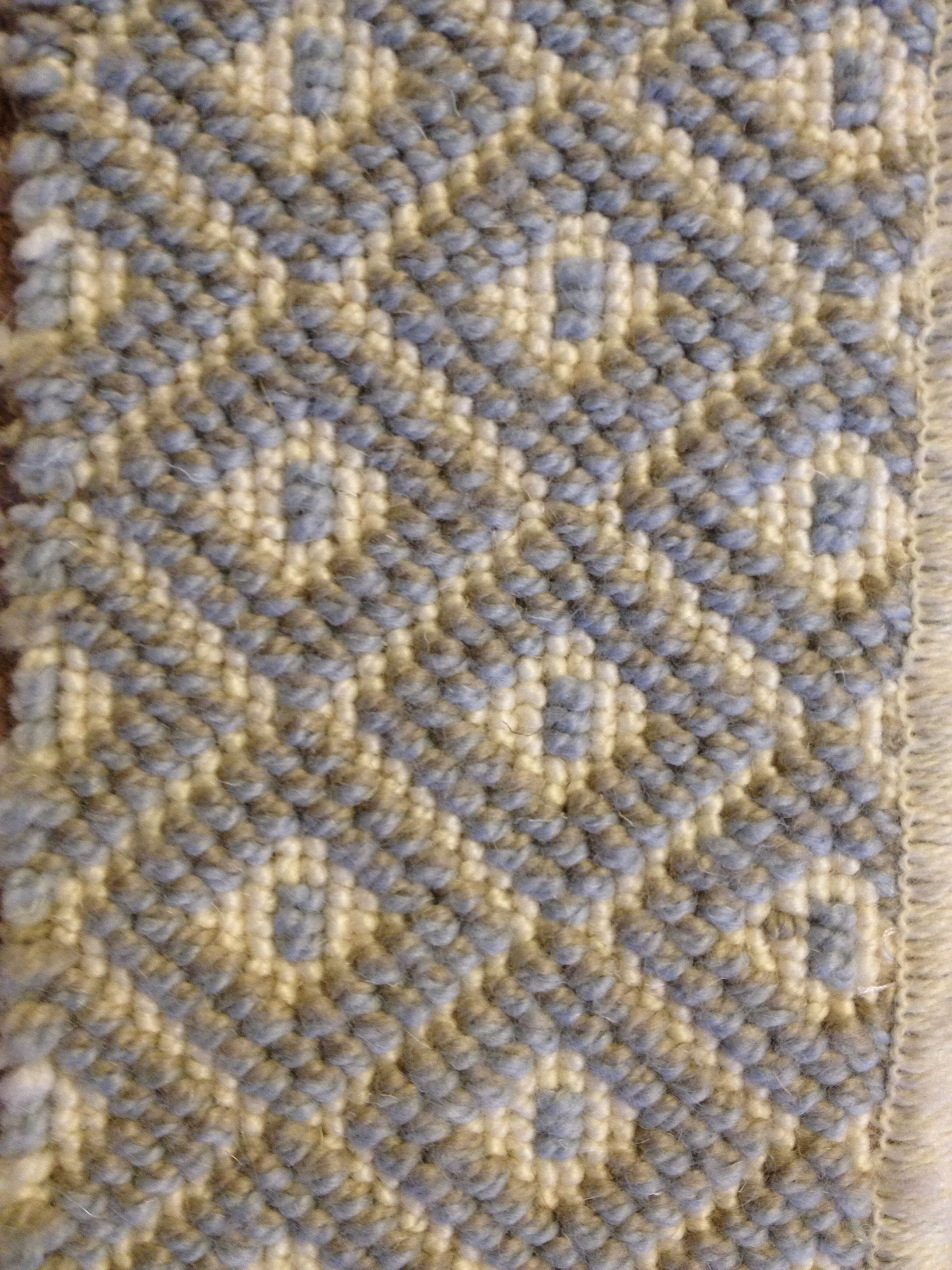 Tara Point Woven Wool Carpet