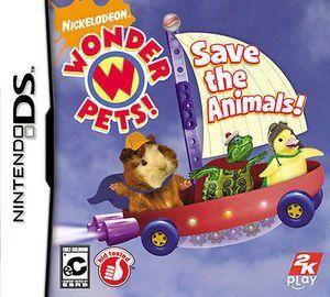 Wonder Pets Save The Animals Ds Game Wonder Pets Ds Games Pets