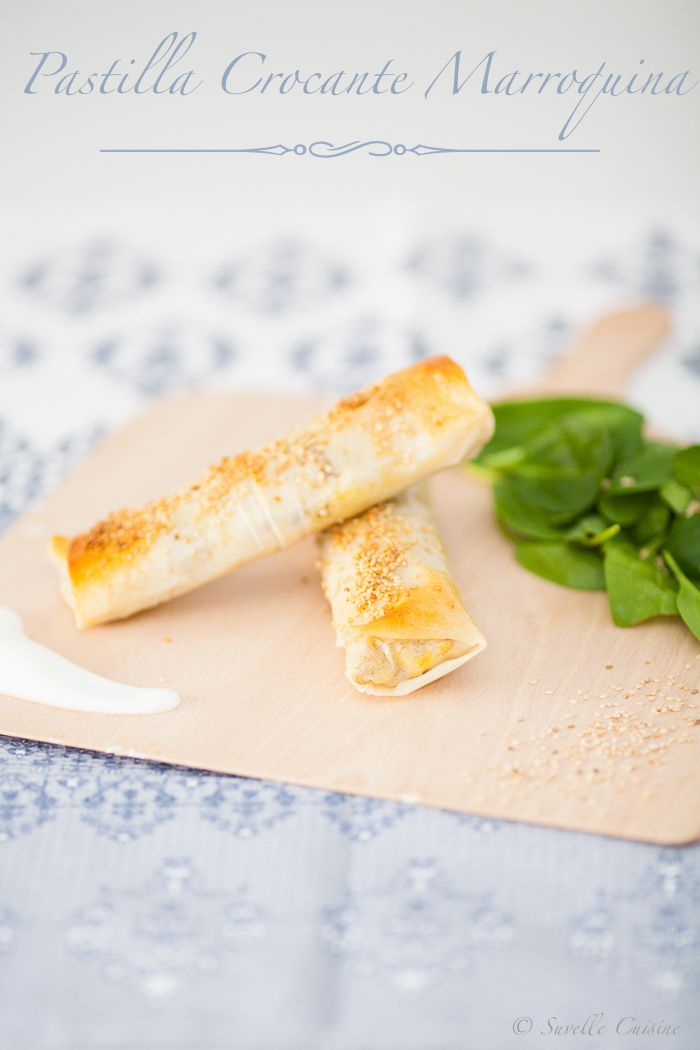 Pastilla Crocante Marroquina