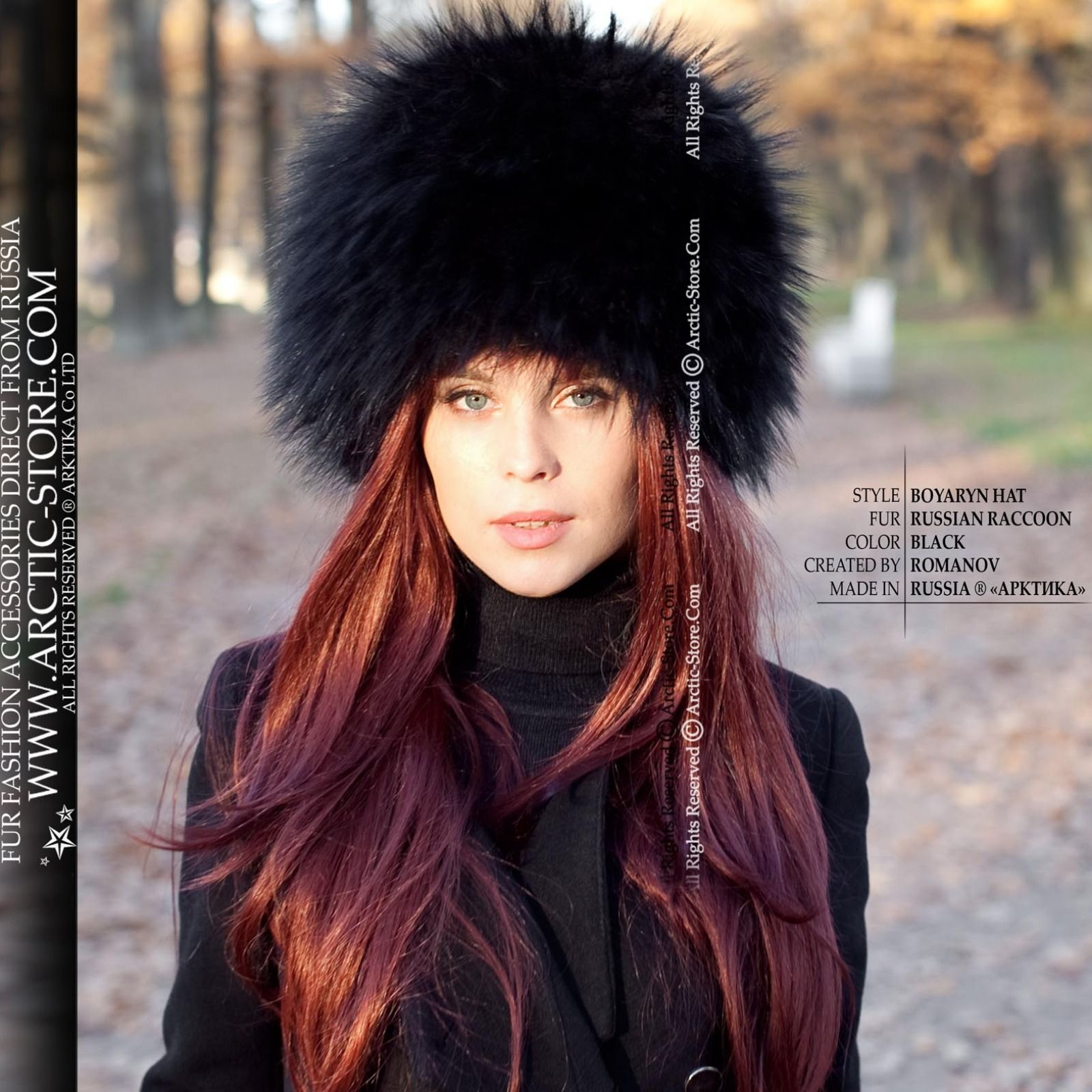 ef8dbb67 The fur consists of two types of hair after it is colored. The shorter base  hairs receive a matte black color, but the long black ...