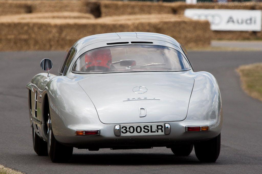 300 Slr Uhlenhaut Check Out That Rear End The Sexiest Rear End