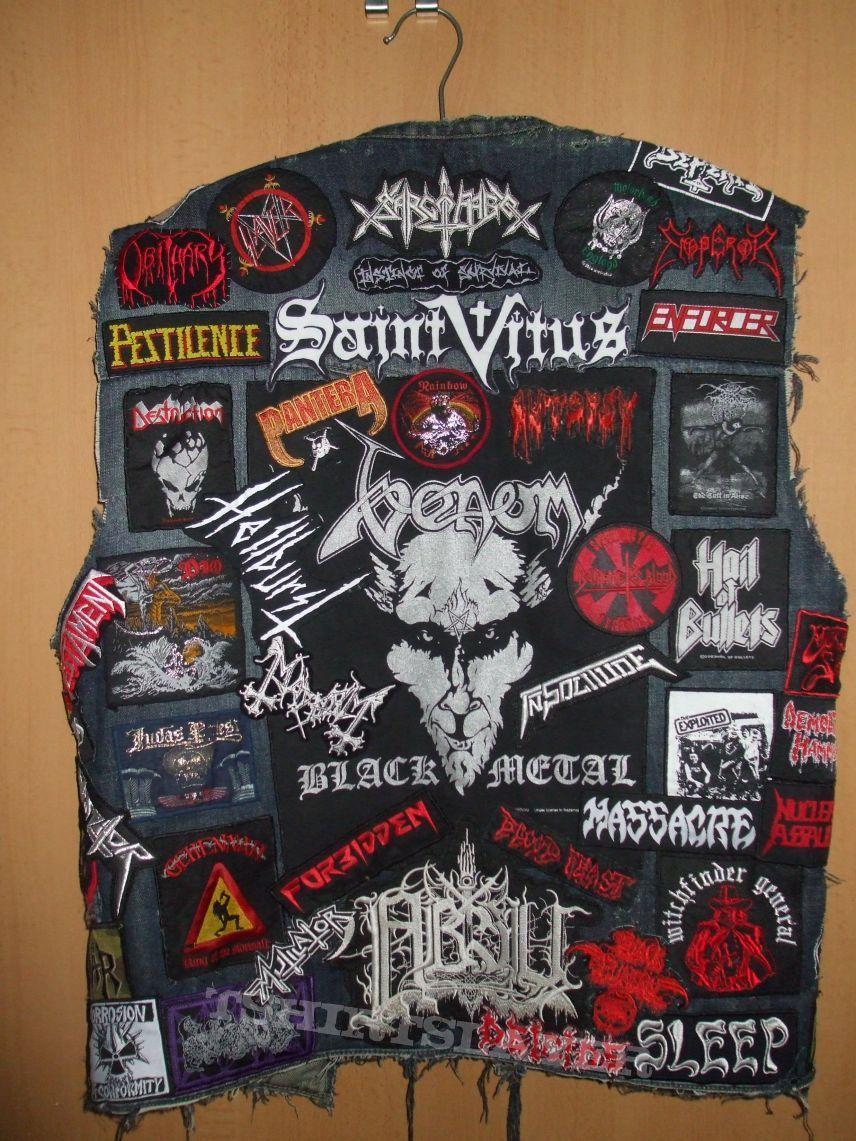 Battle Vest Battle Jacket Combat Jacket Punk Jackets