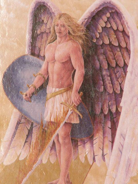 Гифки ангелов и архангелов огромный лириодендрон