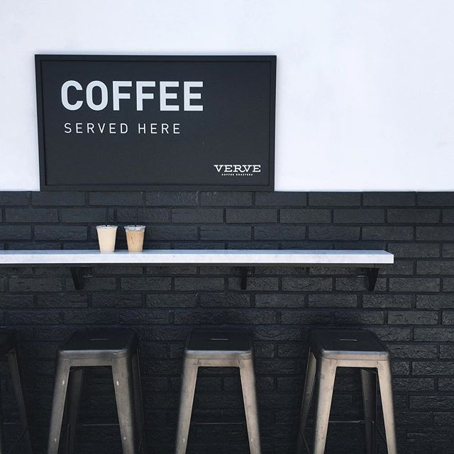 shop ideas - Black Cafe Decor