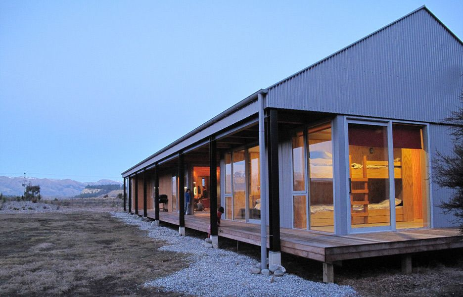 2012 new zealand architecture awards mt iron house crosson for New zealand house design