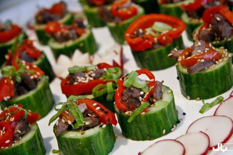 Wedding Reception Finger Foods Finger Food Menus Appitizer Ideas