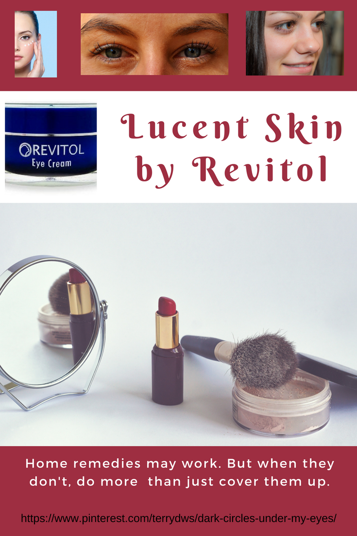 Remove Dark Circles Under The Eyes With Revitol Eye Cream Revitol