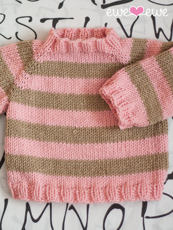db1a5cbbd6e91 Join our Easy As ABC Knit Along and learn how to make this sweater! Read  more info here   The Easy As ABC is just that! This top-down raglan sweater  is a ...