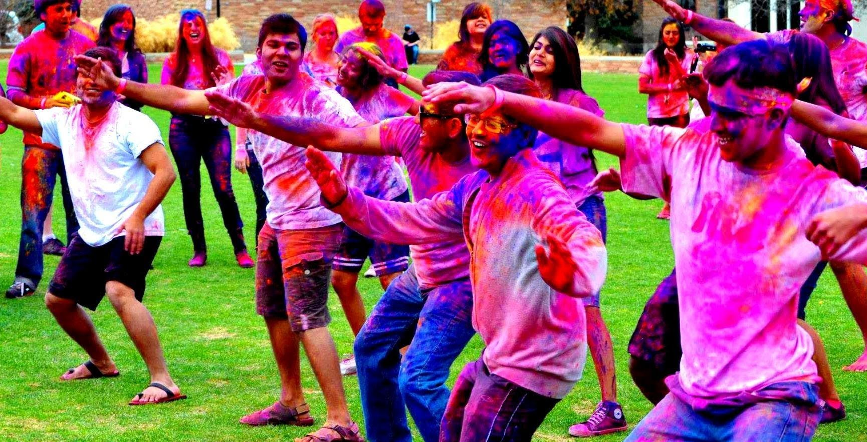Holi 2013— festival of spring and bright colors 24Warez.Ru 50