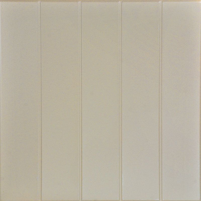 Lighting Basement Washroom Stairs: Bead Board Glue-up Styrofoam Ceiling Tile 20 In X 20 In