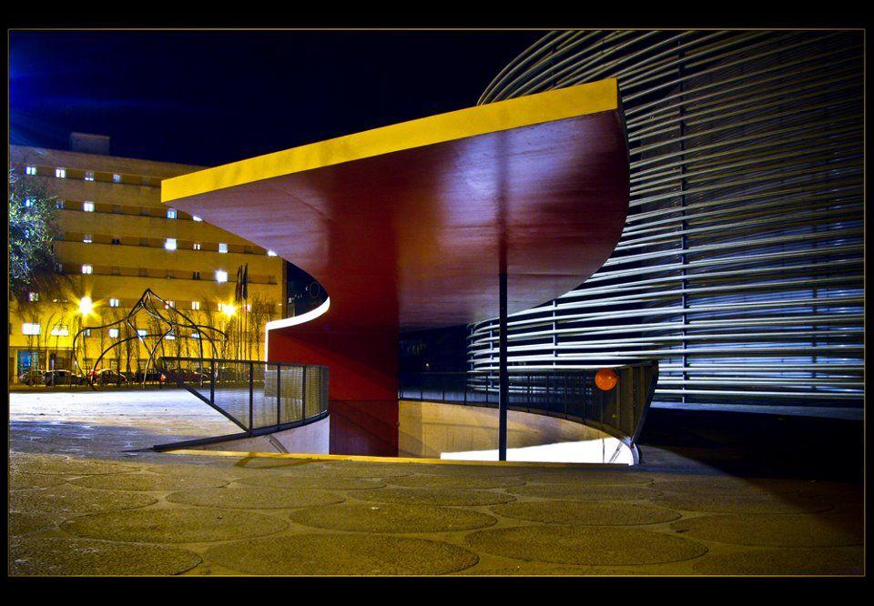 """Congress Palace """"Manuel Rojas"""" Badajoz"""