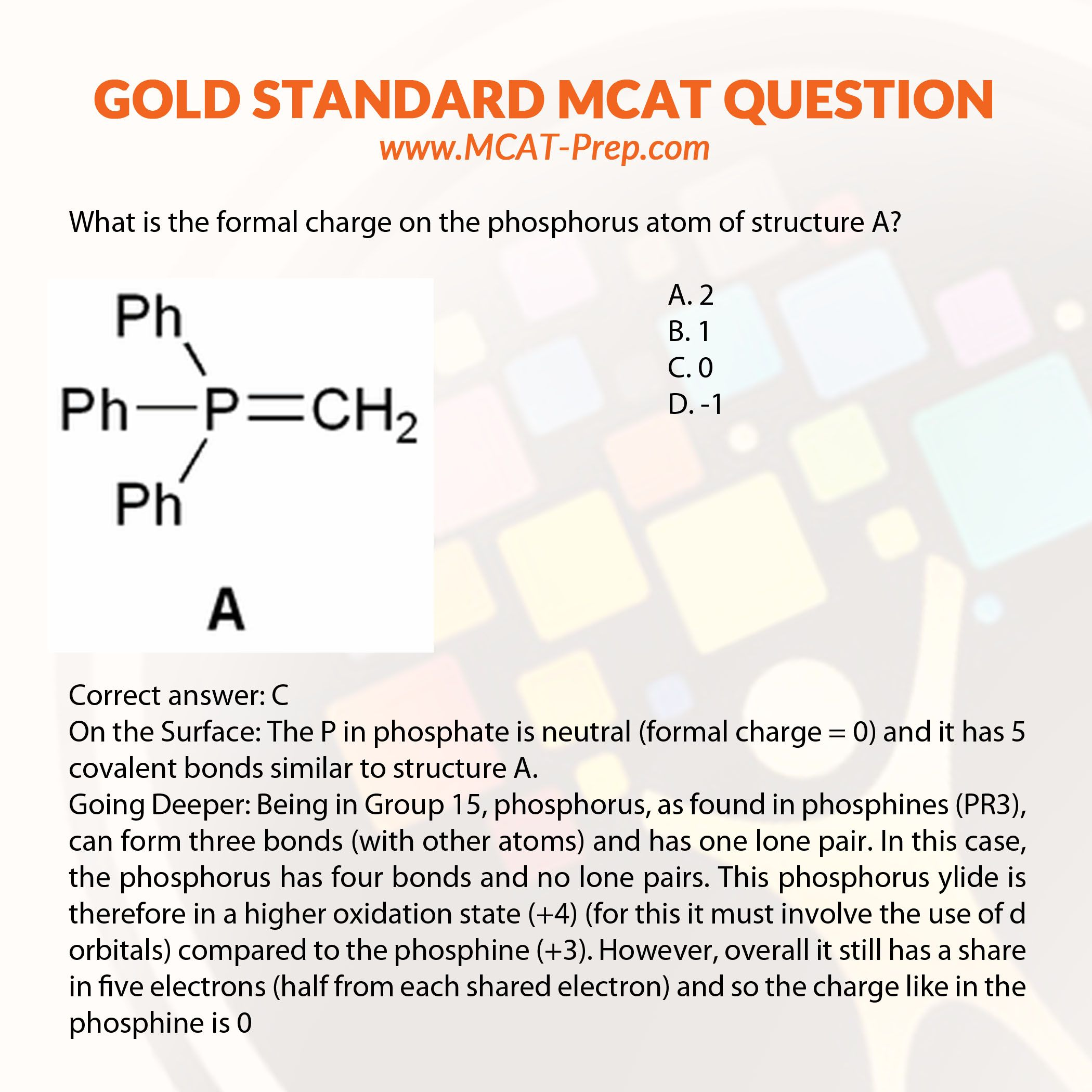 Pin on MCAT Practice Questions
