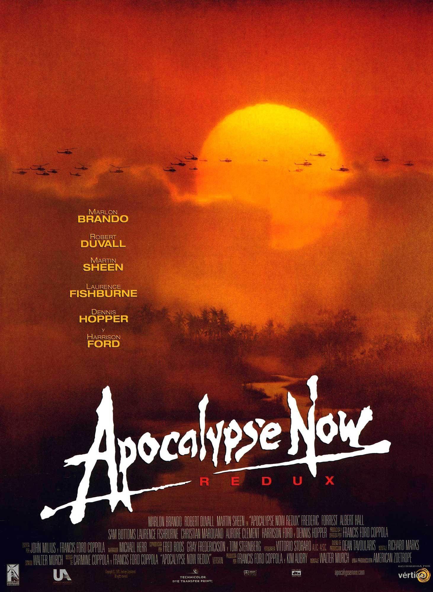Apocalypse Now (1979) 9/10