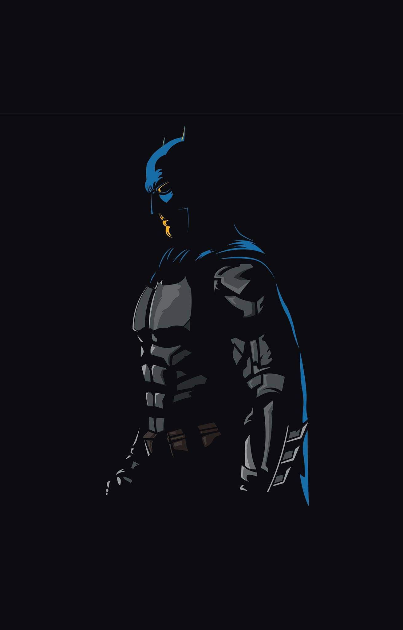 Happy 80th Birthday Batman Batman Art Iphone Wallpaper Art