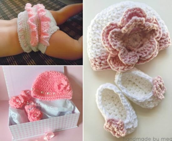 Free Baby Crochet Patterns Best Collection | Projects to try | Pinterest