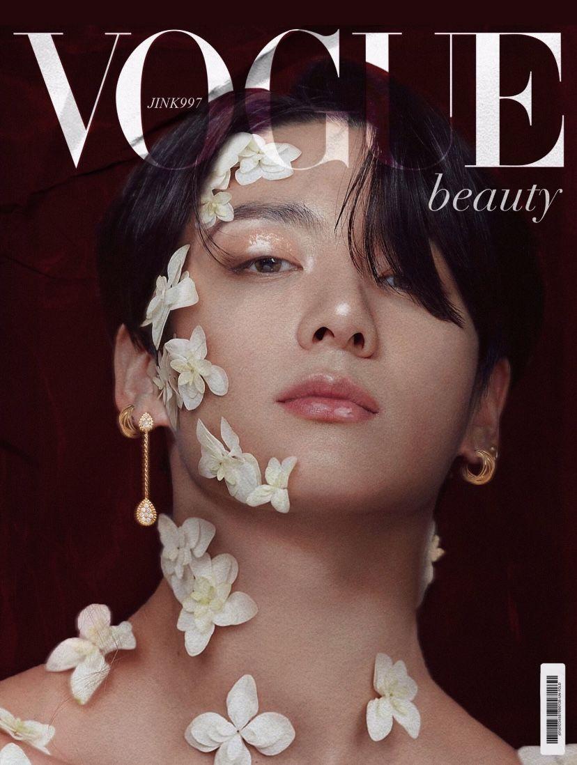 jungkook vouge beauty edit