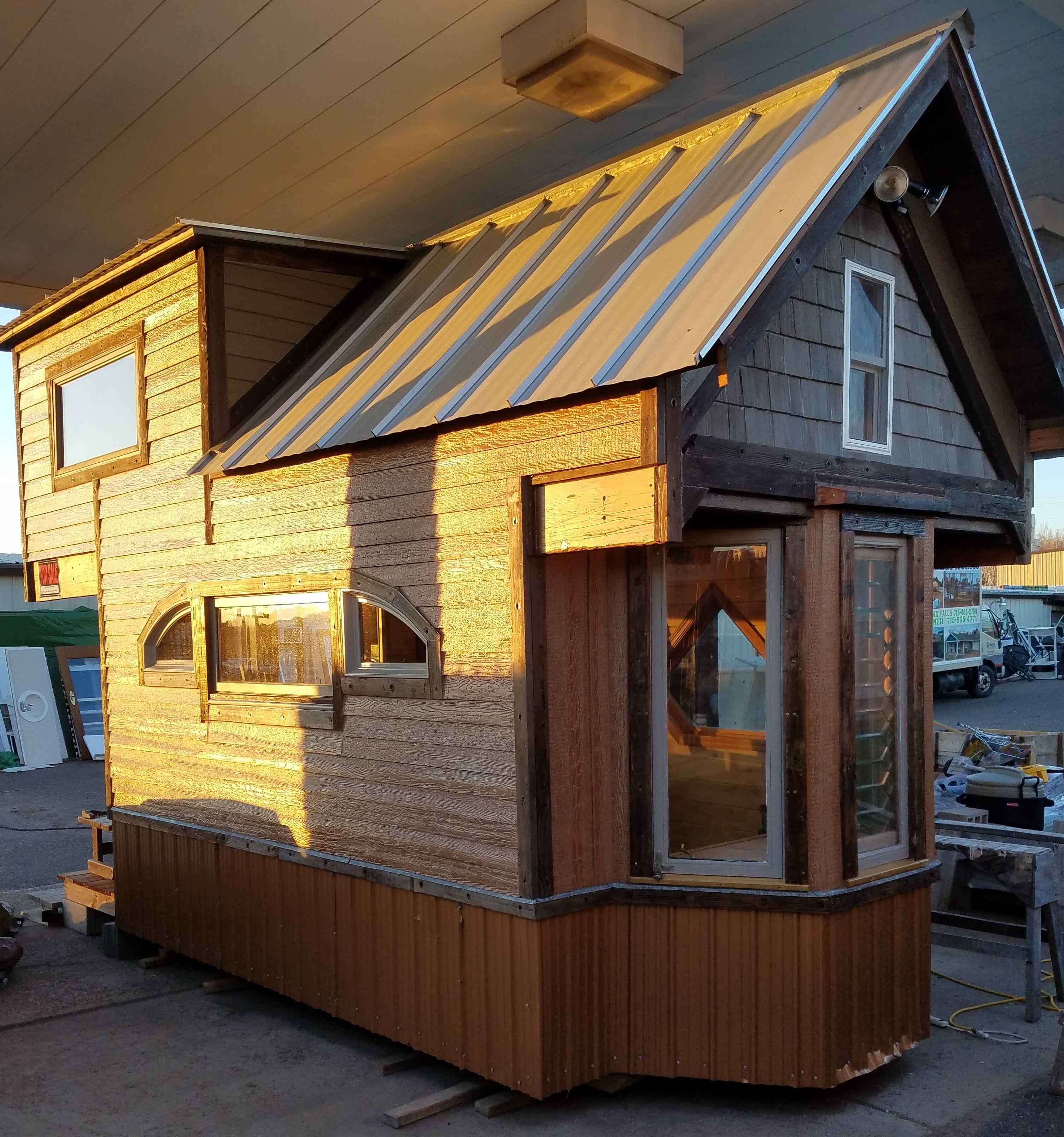 Wild River Retreat Playhouse Studio Cabin Tiny House For