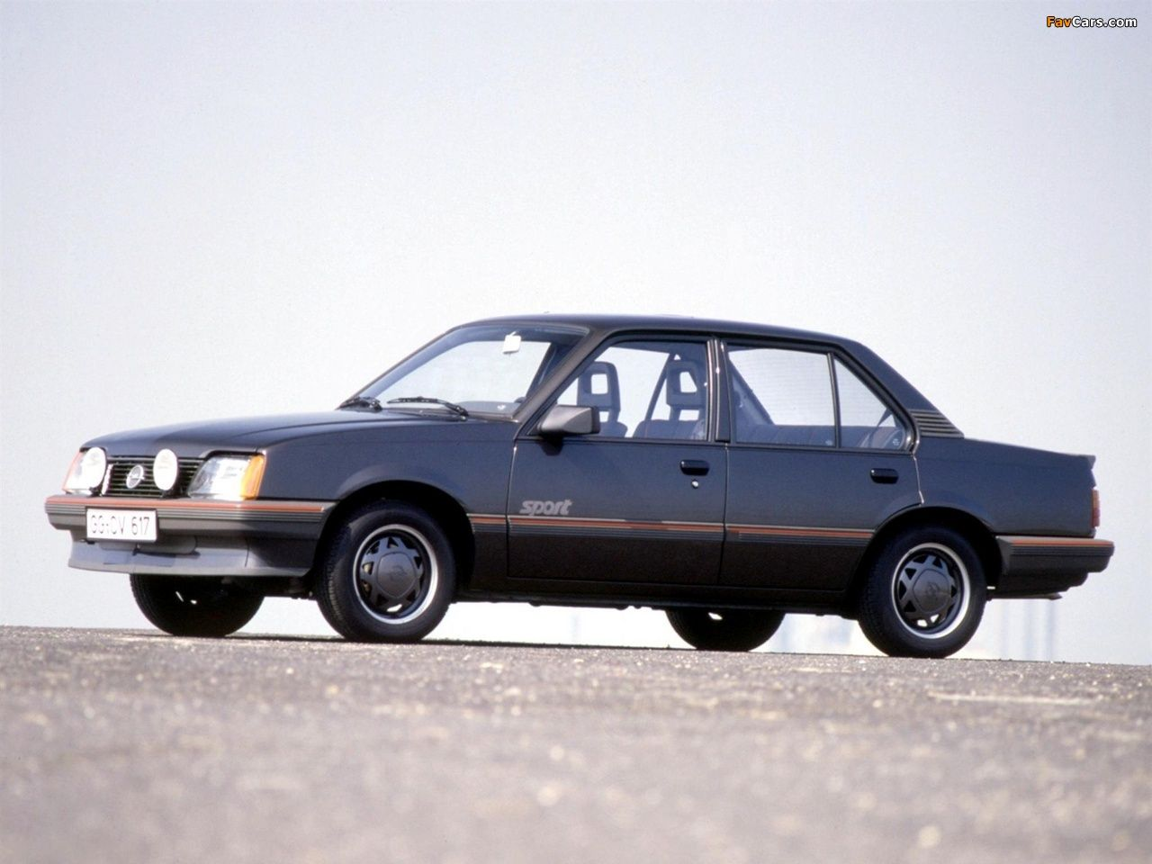 1984 opel ascona c sport classic cars opel manta. Black Bedroom Furniture Sets. Home Design Ideas