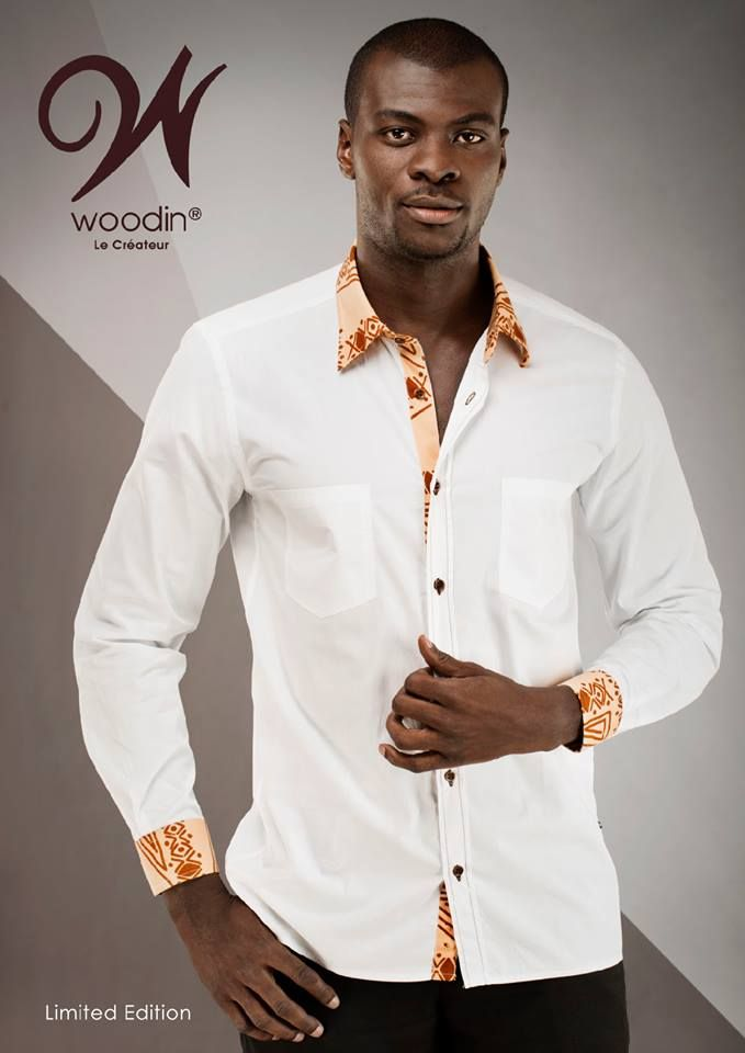Image result for modele pagne africain homme | African shirts, African men fashion, African clothing