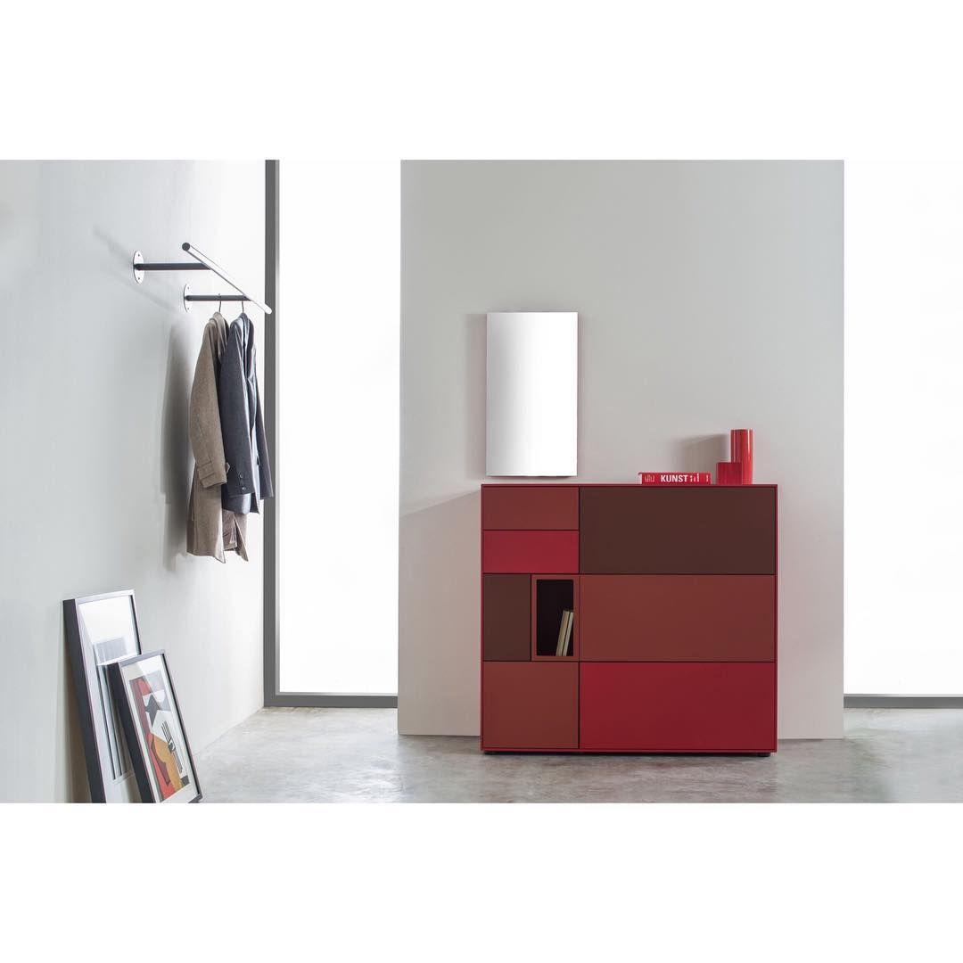 Inneneinrichtung Einrichtungsideen Garderobe Sideboard Von Sudbrock Mobel Furniture Design Tall Cabinet Storage Design