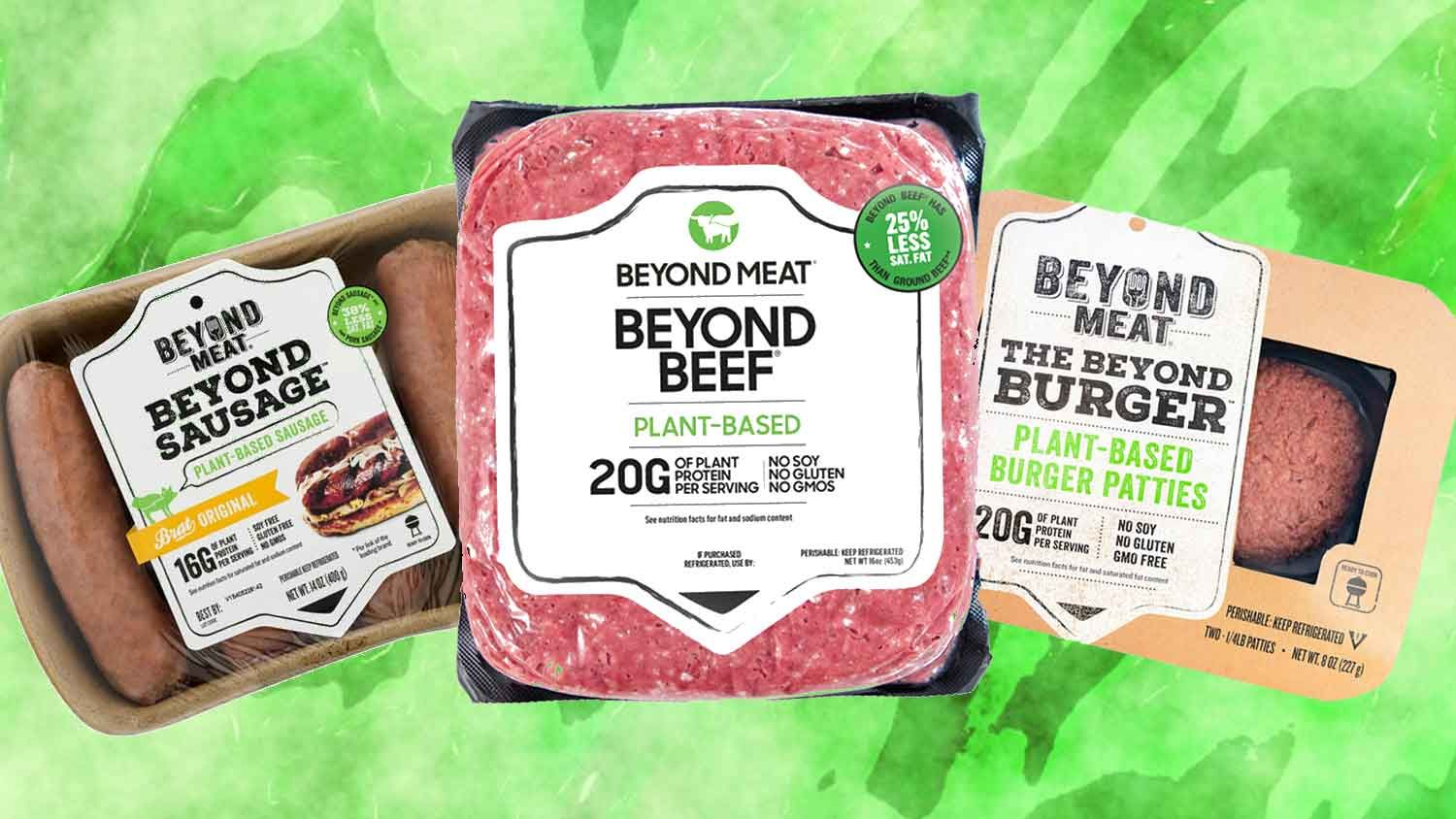 The Complete Vegan Guide To Beyond Meat Vegan Guide Beyond Beef Recipes Beyond Meat Burger