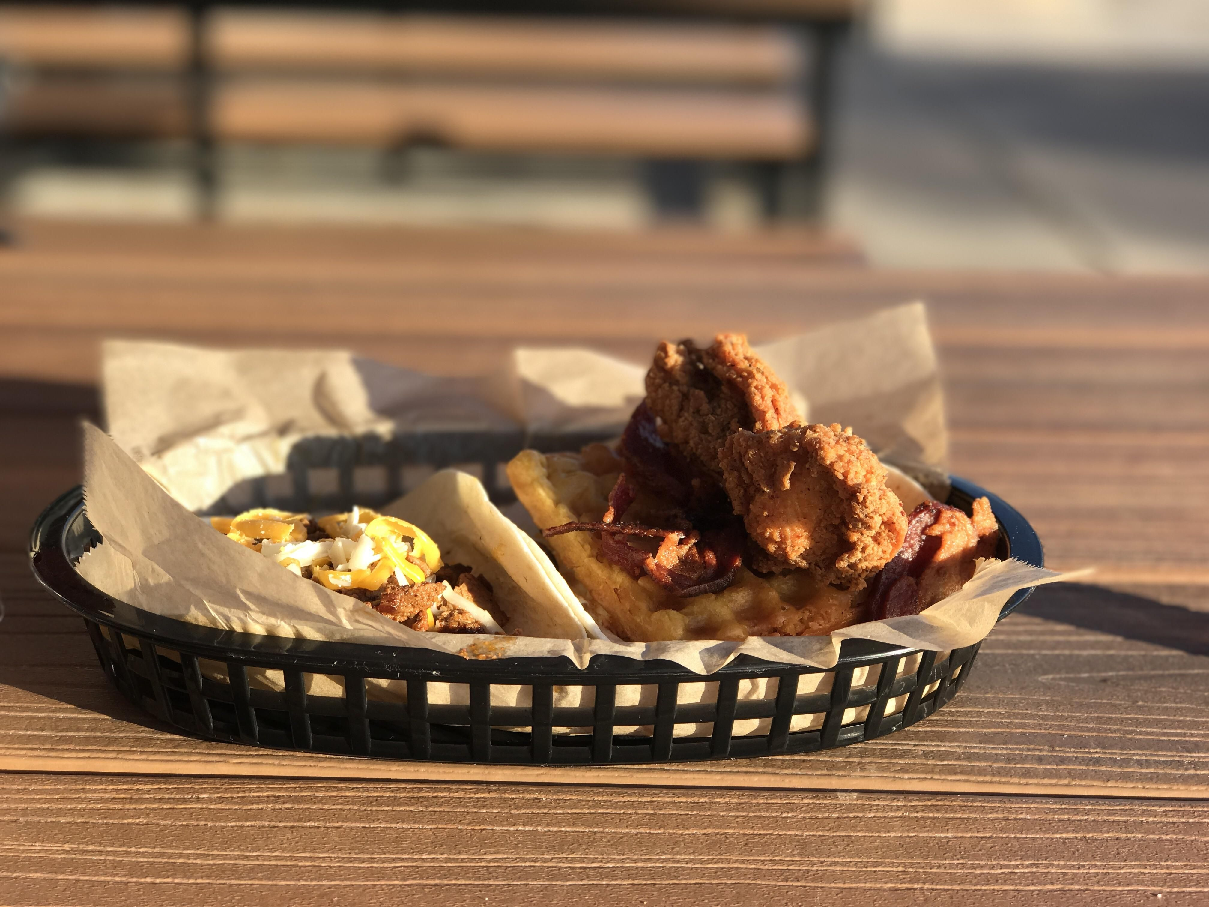 Bacon frito latino dating
