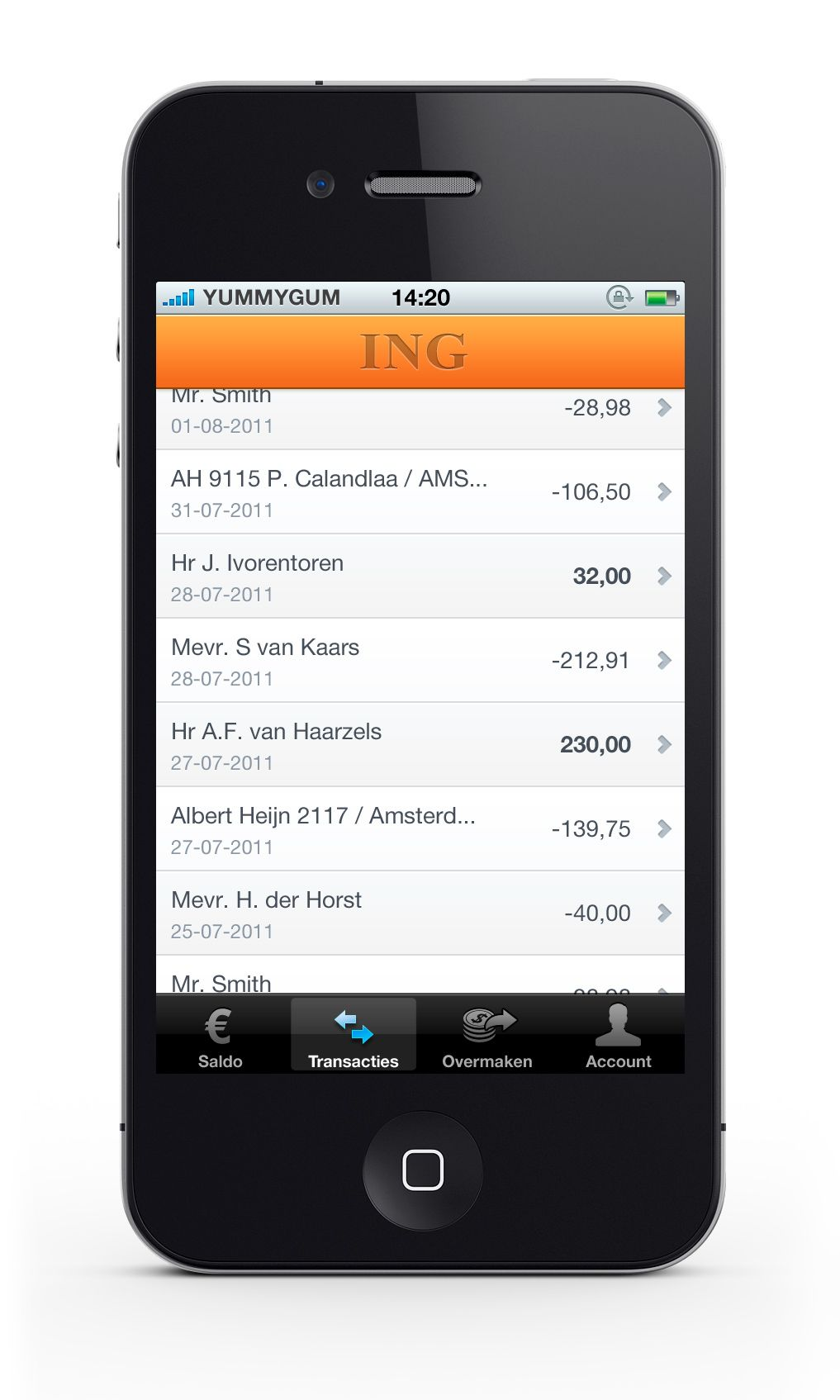 Ing Internet Banking Redesigned With Images Banking Mobile Banking Internet
