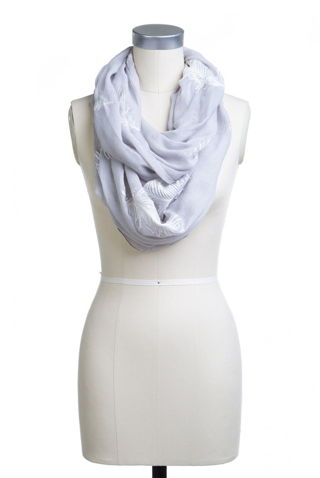 bb34b5d2d29f8 Type 2 Tossed on The Wind Scarf - New Arrivals | Type 2 accessories ...