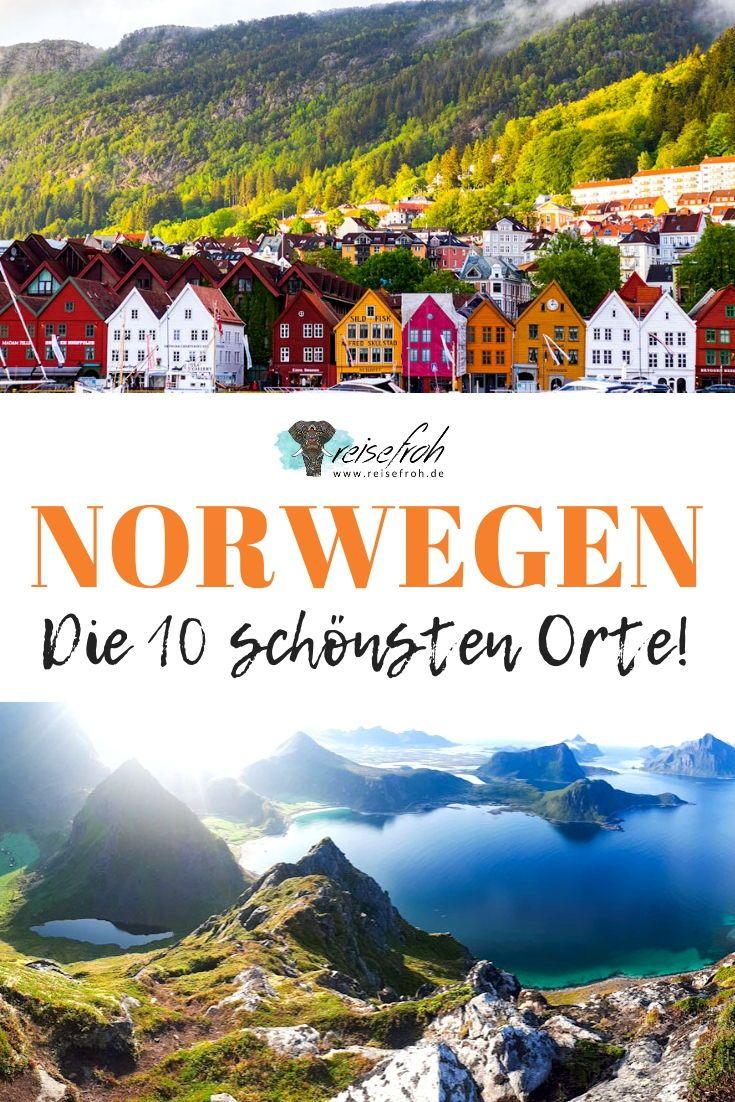 Photo of Norwegen Sehenswürdigkeiten: die schönsten Orte des Landes