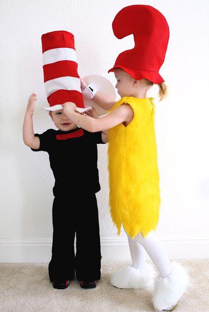 Dr Seuss inspired DIY Halloween costumes #provestra Halloween - dr seuss halloween costume ideas