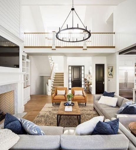 best furniture for modern farmhouse living room decor ideas also charming blue apartment design with stunning details unique rh pinterest