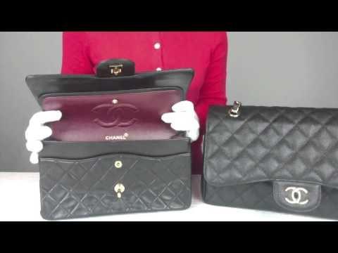9599992af4b4 How to Spot a Fake Chanel 2.55 Bag (Secret Vintage Collection) - YouTube