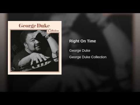 Right On Time George Duke Feat Rachelle Ferrell George Duke