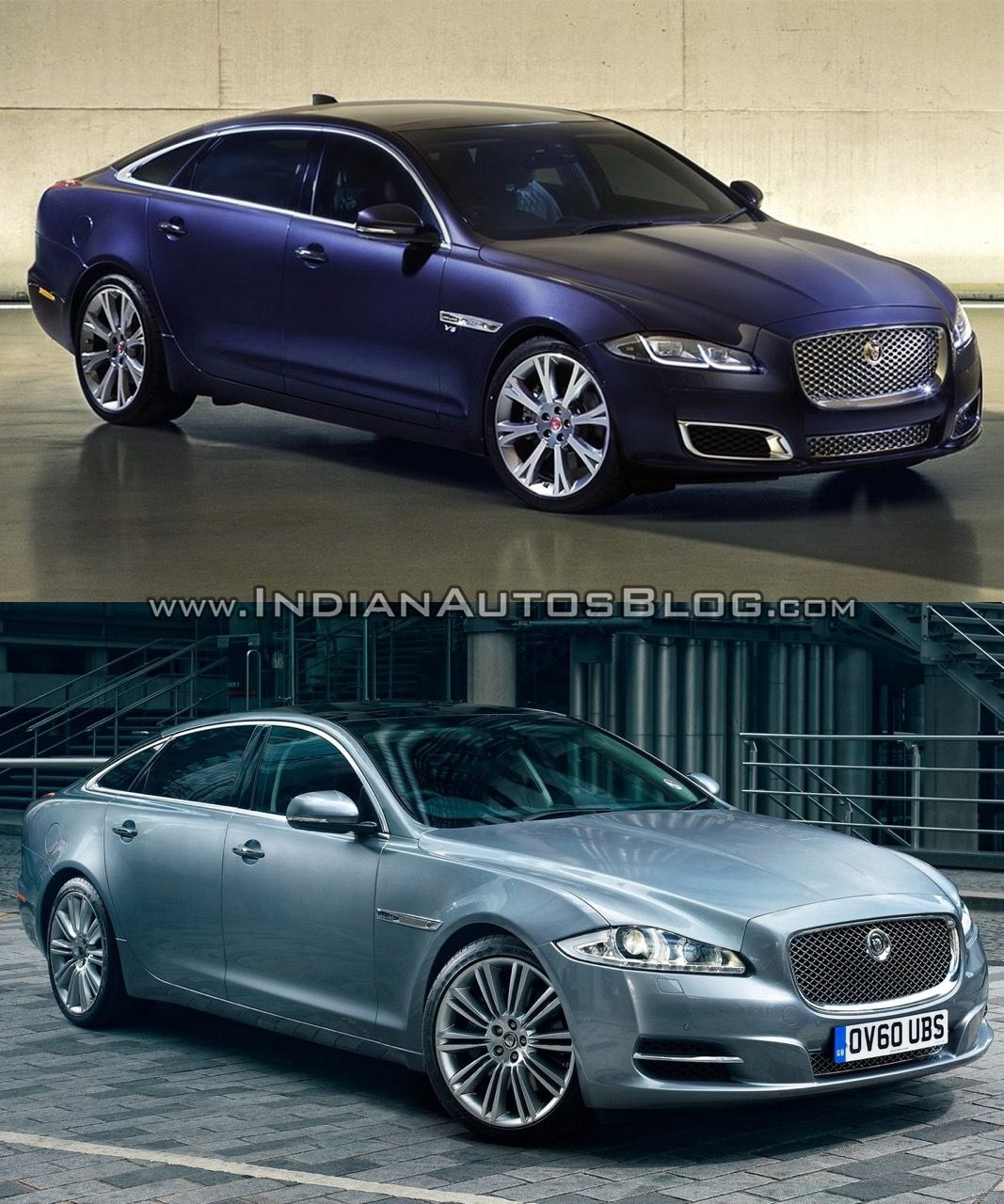 Price Of Jaguar Convertible: 2016 Jaguar XJ Vs 2014 Jaguar XJ - Old Vs New